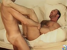 Bear takes a ramming for hot jizz