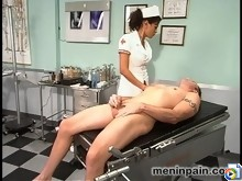 Dick comes to see the MenInPain nurse